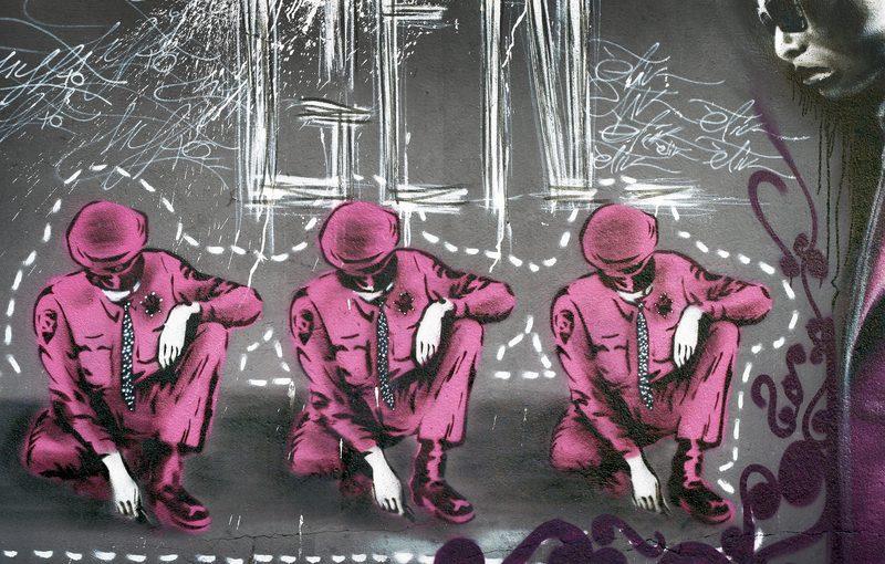 Brug for en effektiv graffitiafrensning