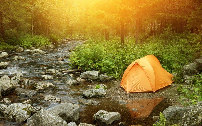 Fantastiske tilbud på campingudstyr