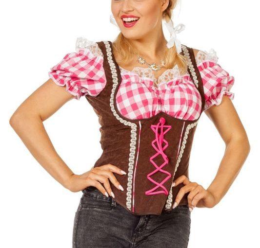 Bestil et festligt oktoberfest kostume på nettet
