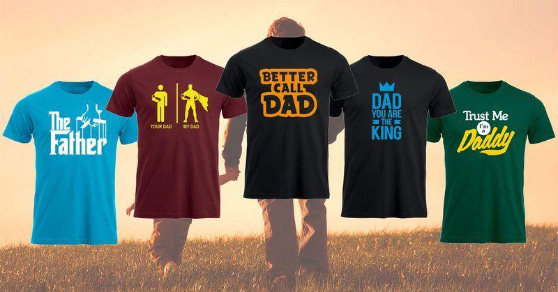 b82154e5 Masser af smarte t-shirt med tryk lige til at købe hjem - Vintorvet